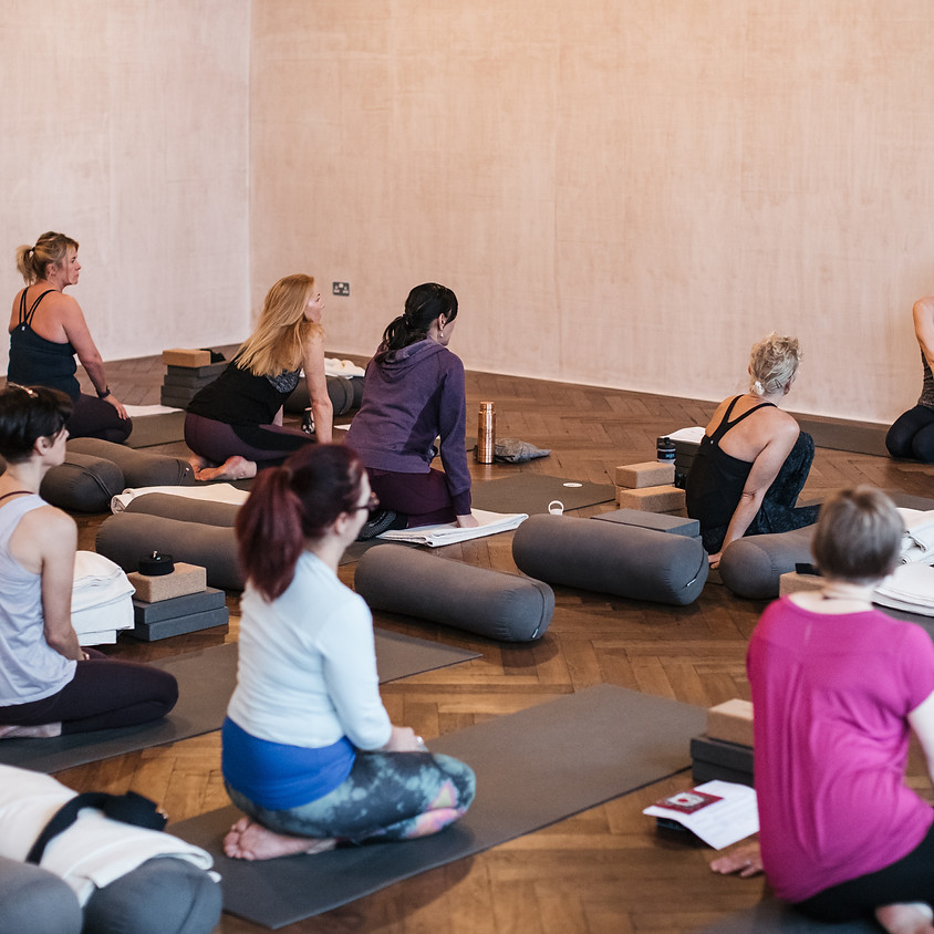 Menopause Yoga TT with Yoga Campus FULLY BOOKED
