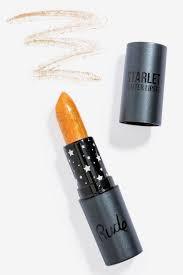 Rude Glitter Cosmetic Lipstick