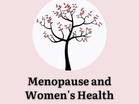 Menopause & Women's Health Talk