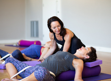 Why I created Menopause Yoga?