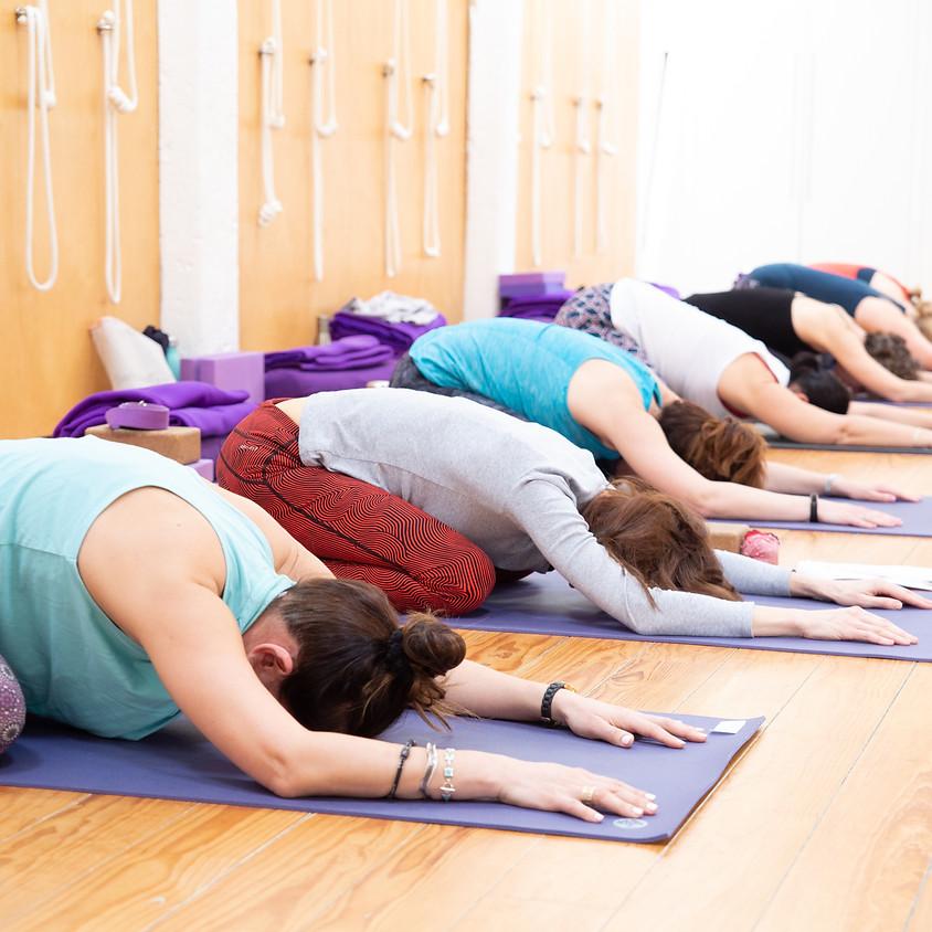 MY Day Retreat Meadowlark Yoga Studio