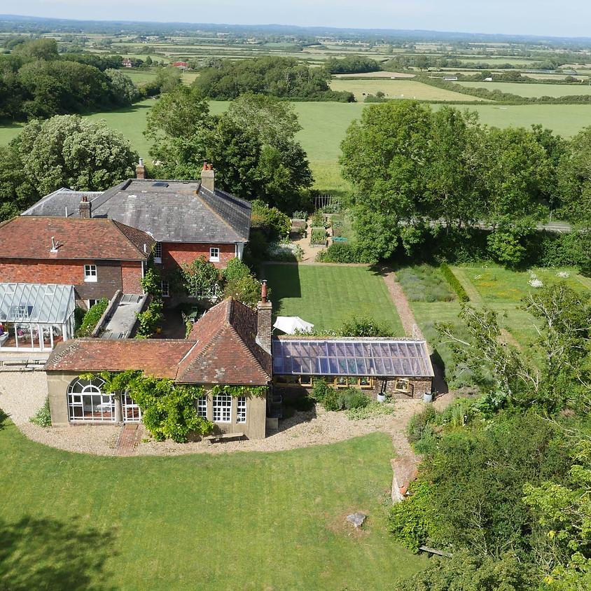 2021: Menopause Retreat Teacher Training - Tilton House, Sussex