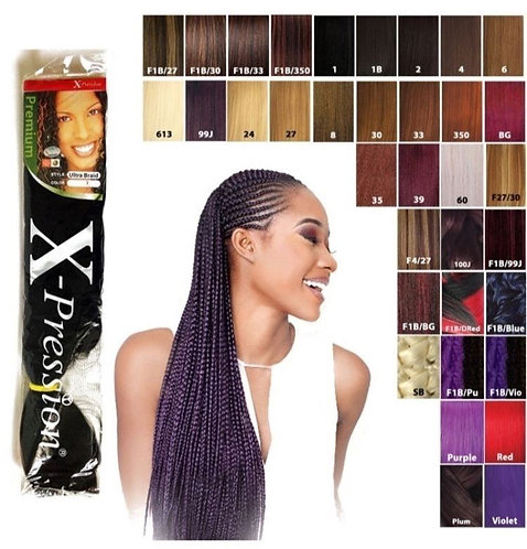 Xpressions Hair Braiding