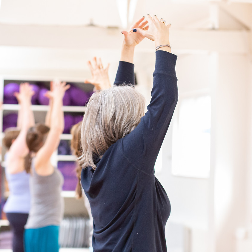 ONLINE Menopause Yoga Classes x3 DISCOUNT BOOKING