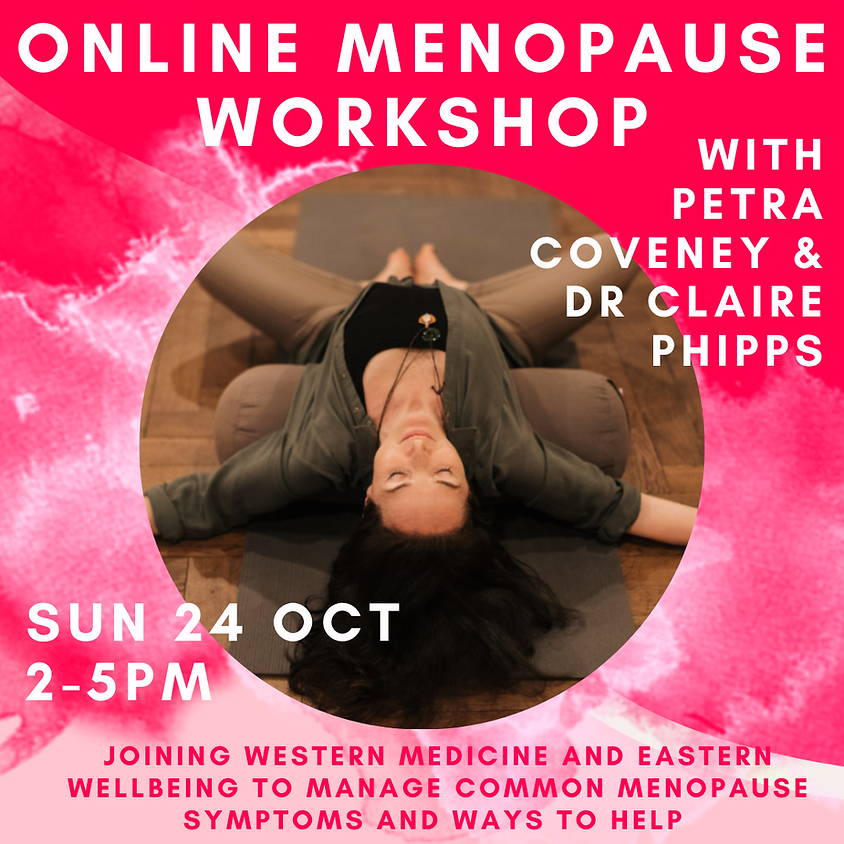 The Menopause Charity Workshop