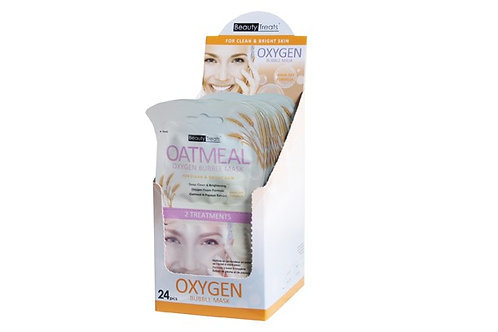 Beauty Treats Oatmeal mask