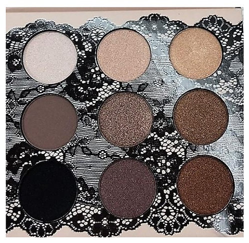 BEAUTY CREATIONS Boudoir Shadows  Eyeshadow Palette