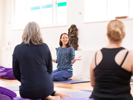 2nd Menopause Yoga Teacher Training