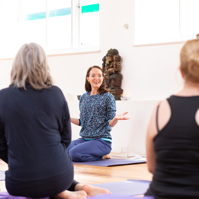 SOLD OUT - Menopause Yoga & Well-being Teacher Training 2