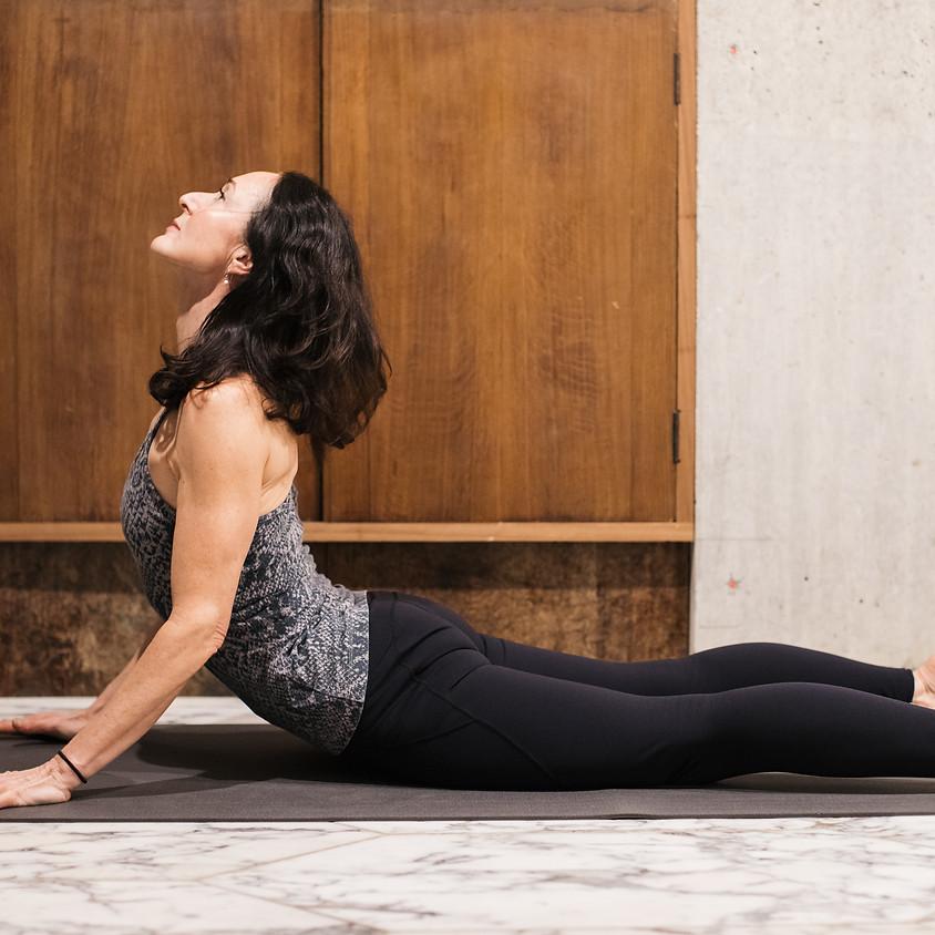 Weekly Menopause Yoga Class 6 - Moon Flow