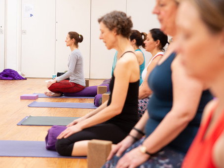 Study into the Benefits of Yoga for Women in Menopause