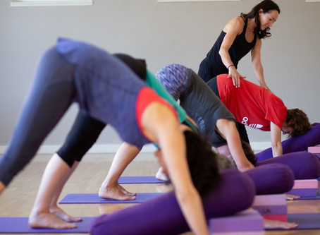 The Best Yoga Poses for Menopause