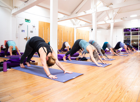 NEW Menopause Yoga Weekly Classes