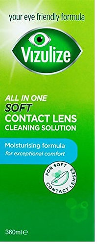 Vizulize All in One Soft Lense Solution