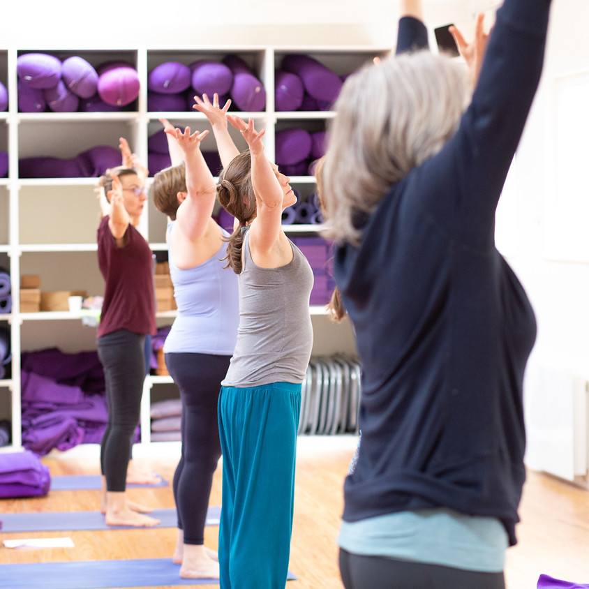 Weekly MY Class - Healthy Bones, Strong Bodies