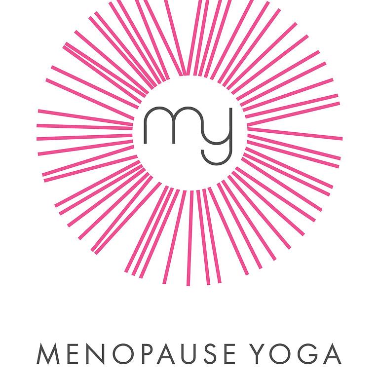 Menopause Yoga Workshop  -November