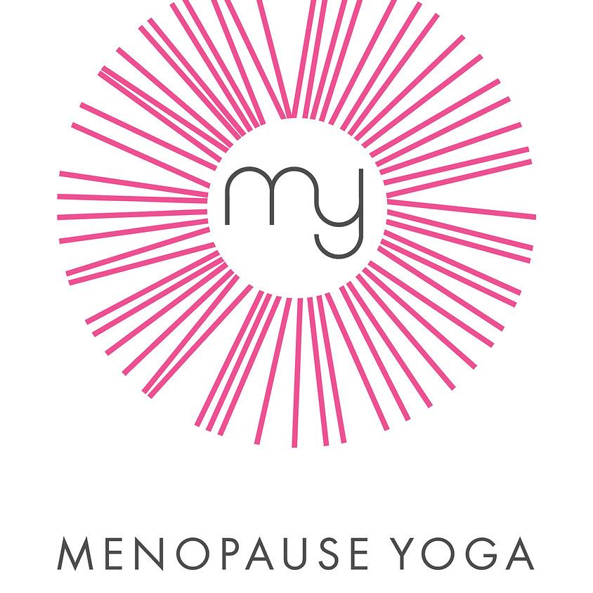 Menopause Yoga Workshop - Belfast, Northern Ireland