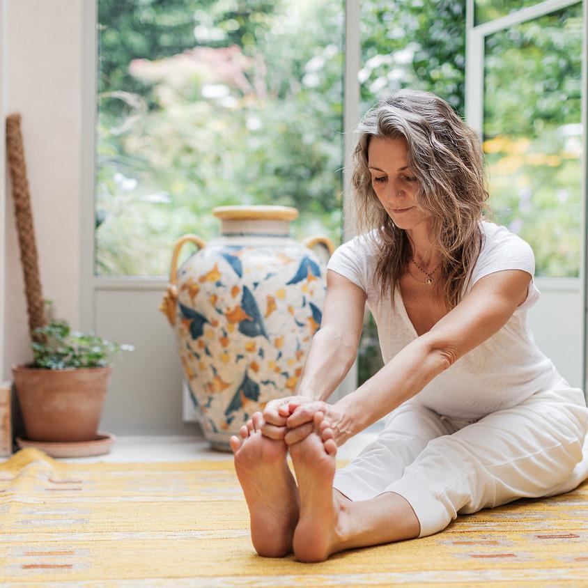 Menopause Yoga Day Retreat - January 2021