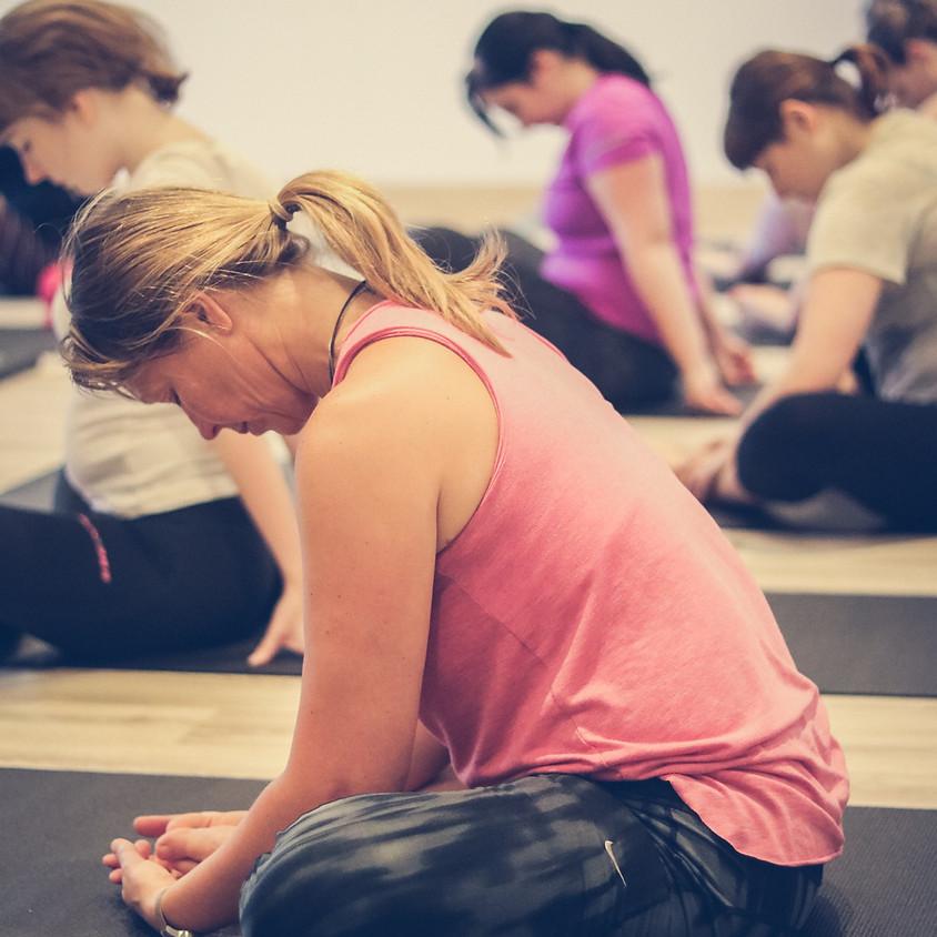 May 2021: Menopause Yoga Teacher Training - Cardiff, Wales