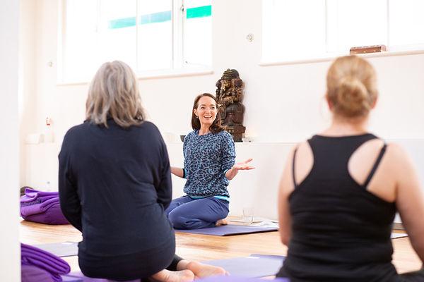 Menopause Yoga Teacher Training 2020