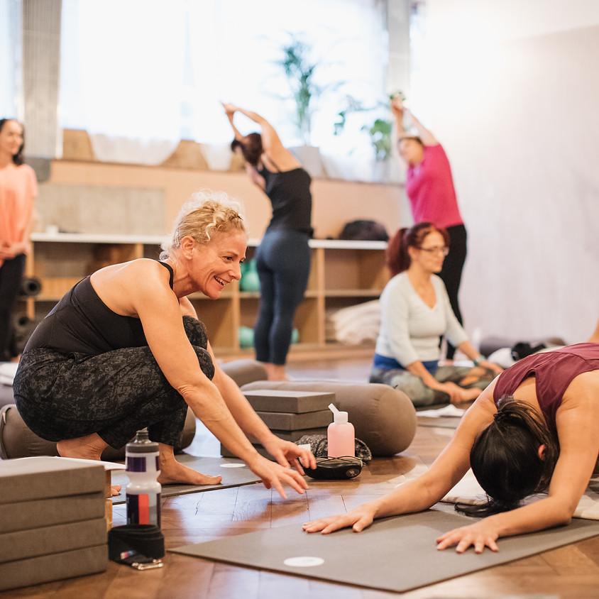 SOLD OUT - Menopause Yoga Teacher Training MYTT4