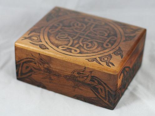 Celtic Dragon Box