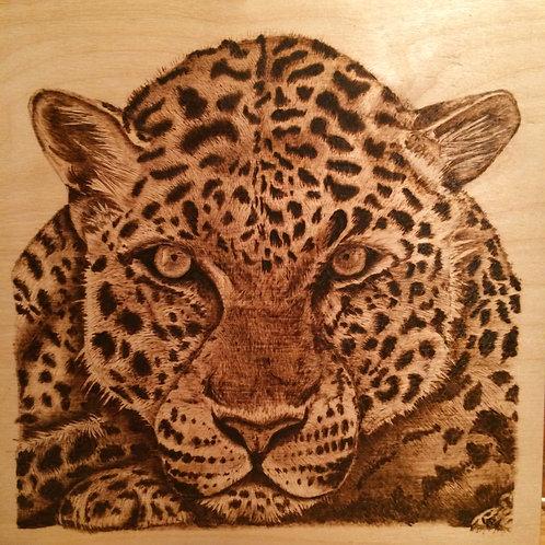Pyro Leopard