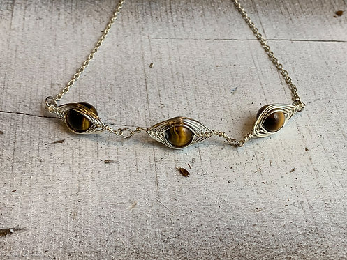 Dragon's Eye Necklace S