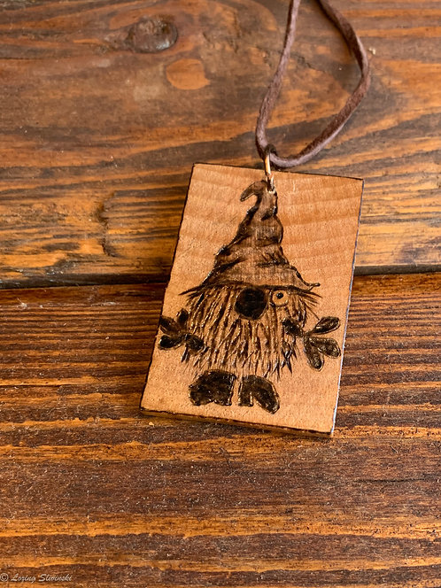 Pyrotiles Necklace: Gnome