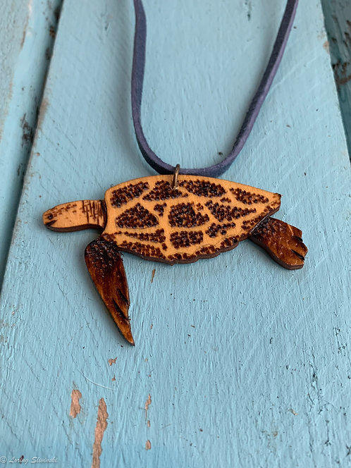 PyroTurtle Necklace