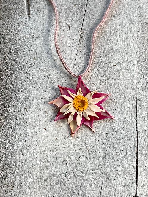 Dahlia Choker Necklace