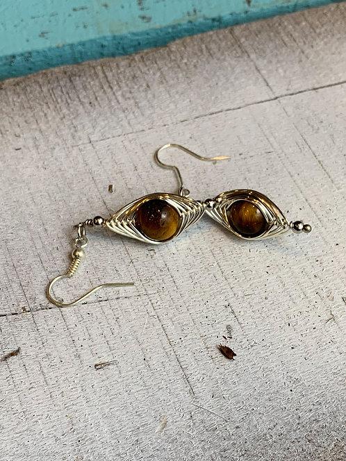 Dragon's Eye Earrings S