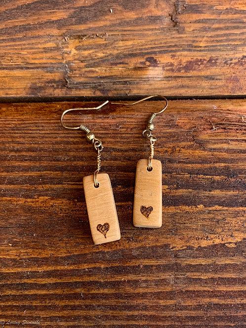 Pyrohearts Earrings