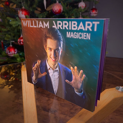 Livre William Arribart
