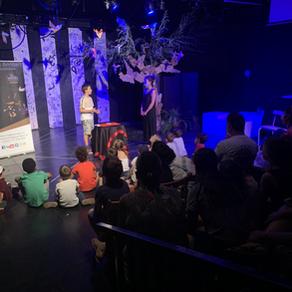 Succès du spectacle des élèves du Stage de Magie Vacances