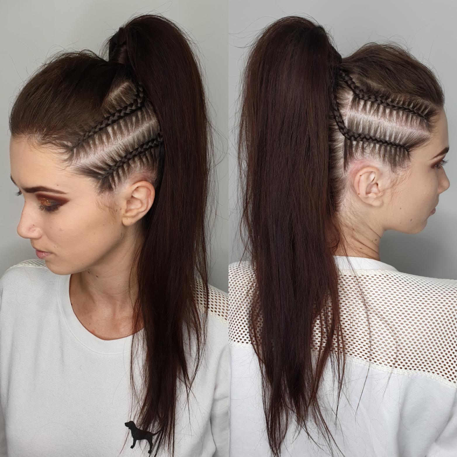 5x Braids Custom Style