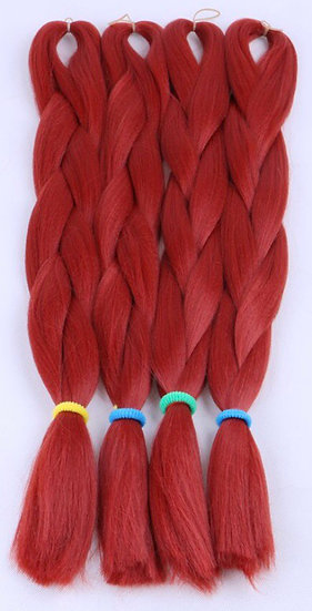 Red Cola Braiding Extensions