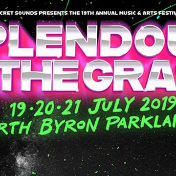 SPLENDOUR / BRISBANE TRIP JULY 2019