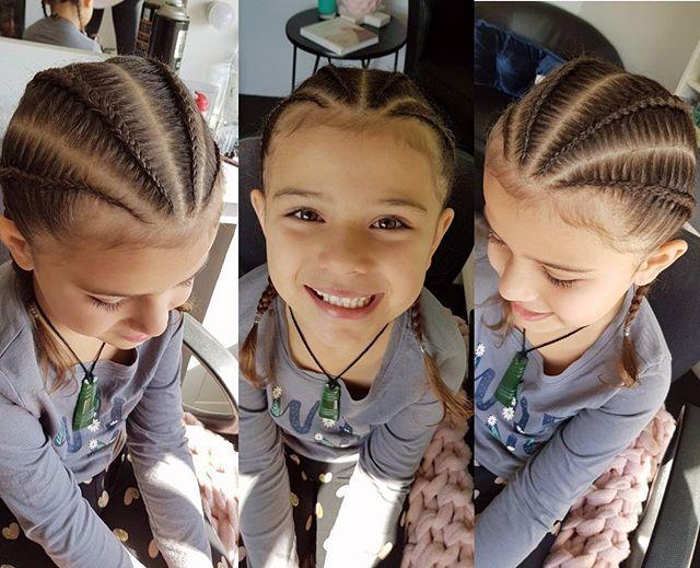 Kids 4x Braids