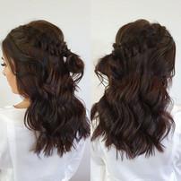 Soft boho dutch braids and waves 💓😍 #p