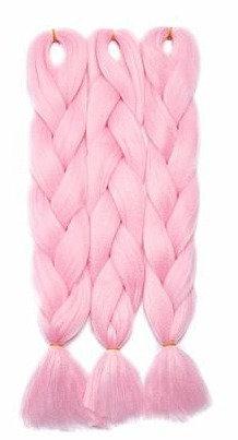 Barbie Pink Braiding Extensions