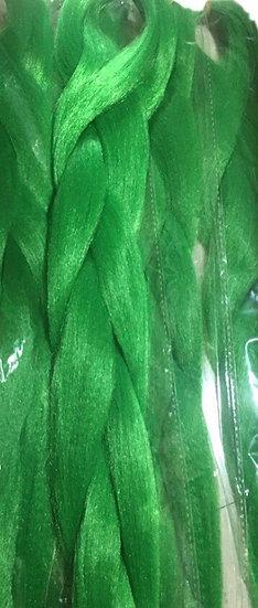 Grass Green Braiding Extensions