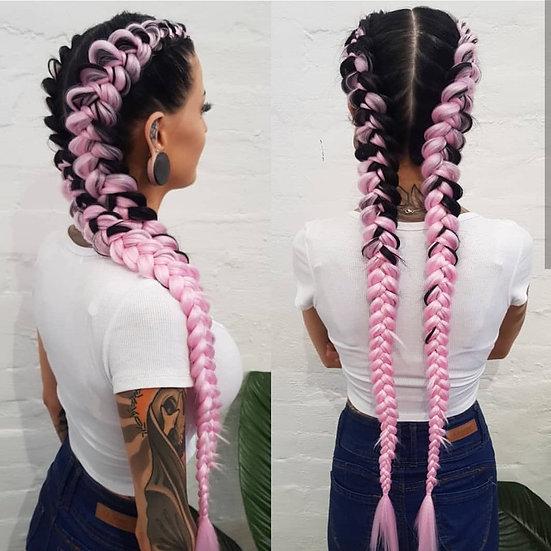 Fairy Floss Braiding Extensions