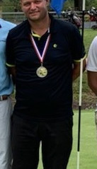 UBM golf champion !