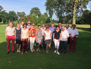Golf : les bons résultats du week-end