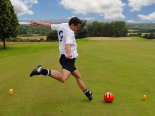 Journée foot golf
