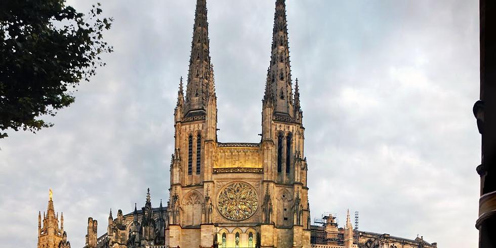 Conférence sur la cathédrale Saint-André de Bordeaux