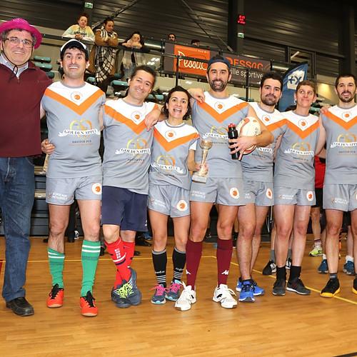 Tournoi de rugby Burdi Five
