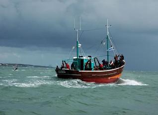 Pour avoir la pêche en mer