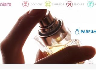 Parfums jusqu'à moins 70